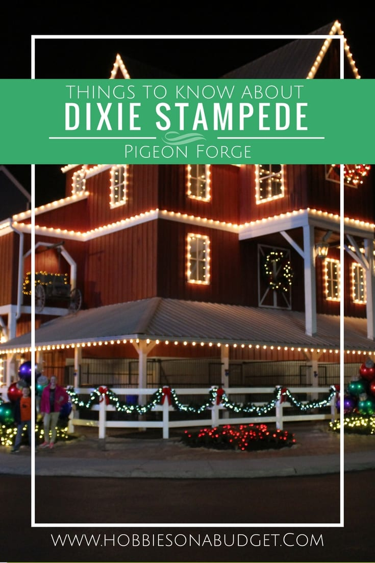 Things to Know about Dixie Stampede Pigeon Forge, Tennessee