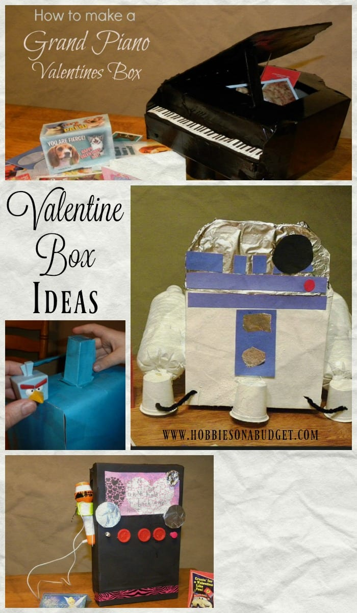 Over the years we have created some fun Valentines Day boxes for the kids. But as they are getting older, the boxes change. There have been some years where we planned ahead for weeks and knew exactly what we were going to create, and other years where we were down to the last minute. If you are looking for inspiration, here are some fun last-minute Valentine Box Ideas.