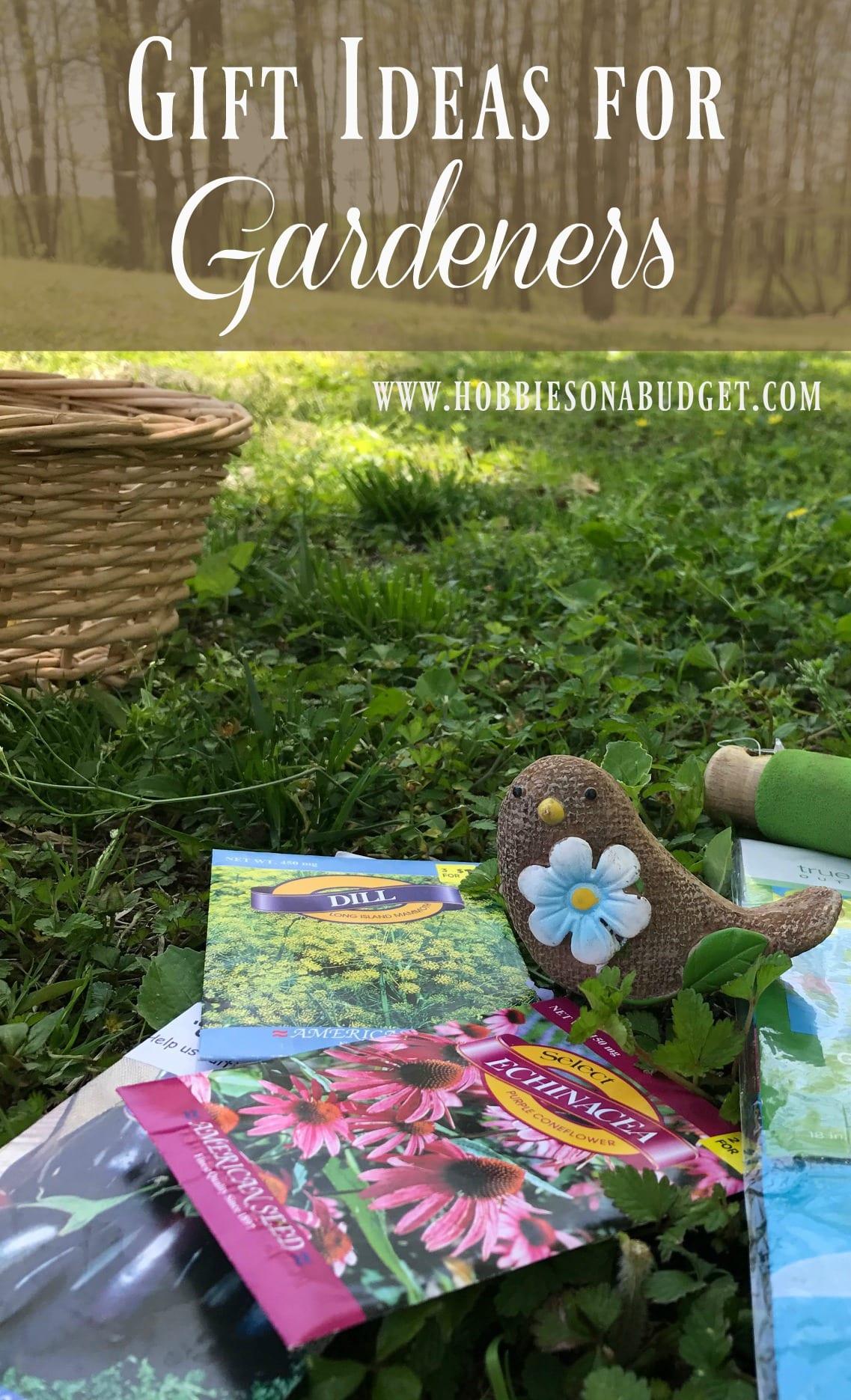 Gift Ideas For Gardeners diy gifts for gardeners httpourfairfieldhomeandgardencomdiy gifts Gift Ideas For Gardeners