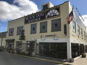 Black Dog Salvage Marketplace Visit
