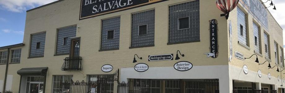 Black Dog Salvage Marketplace Visit