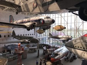 Smithsonian Air & Space Museum Tips