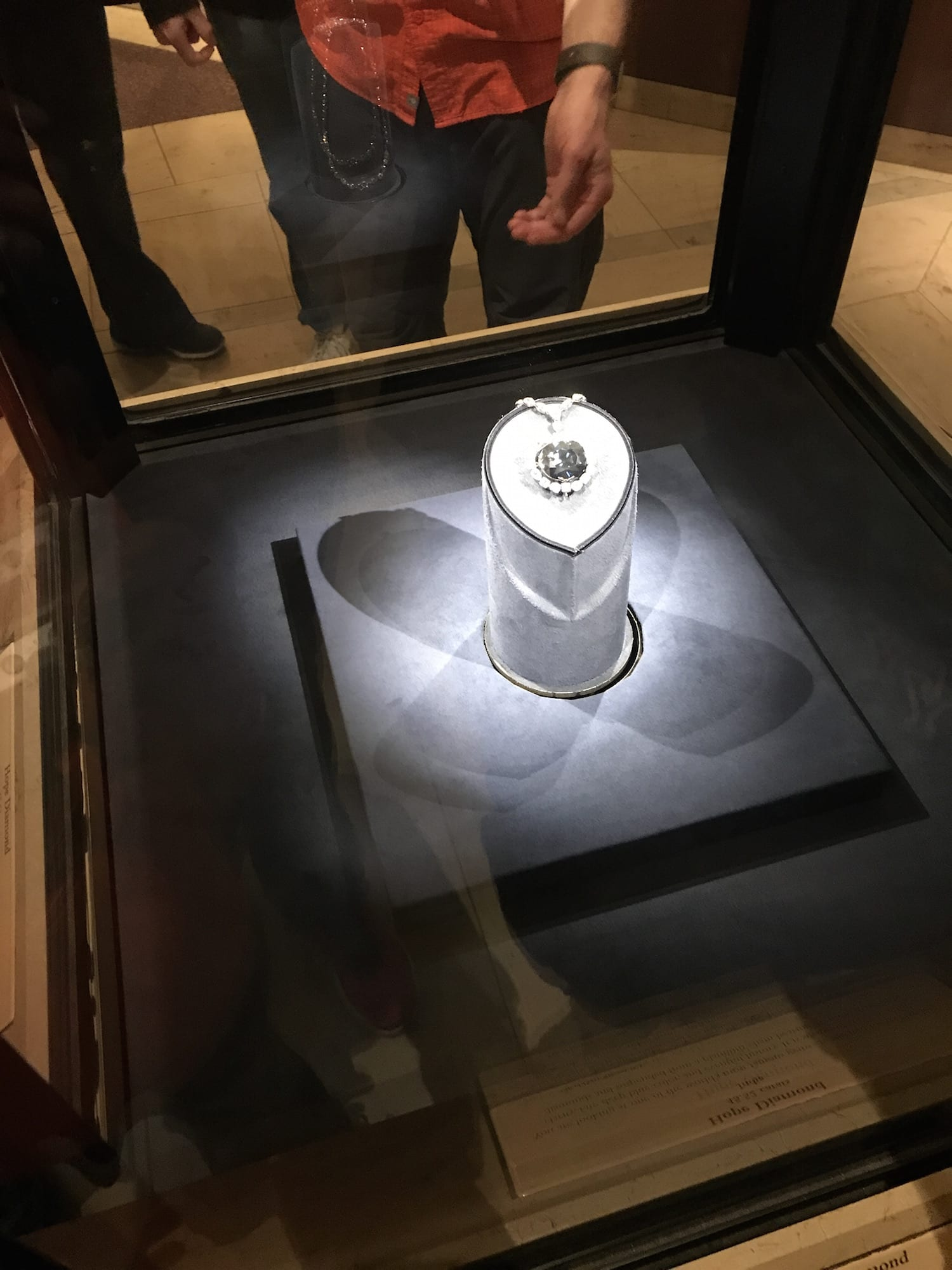 Hope Diamond - National Museum of Natural History
