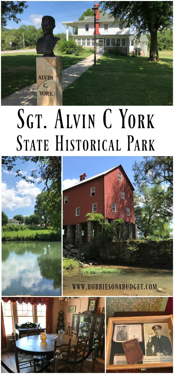 What do you know about WWI hero Sgt Alvin C York?  Come take a tour of his homeplace in Pall Mall, Tennessee! Sgt Alvin C York State Historical Park