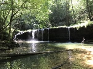 Where to Find Princess Falls