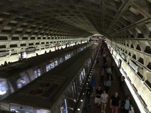 How to Navigate Washington DC Metro