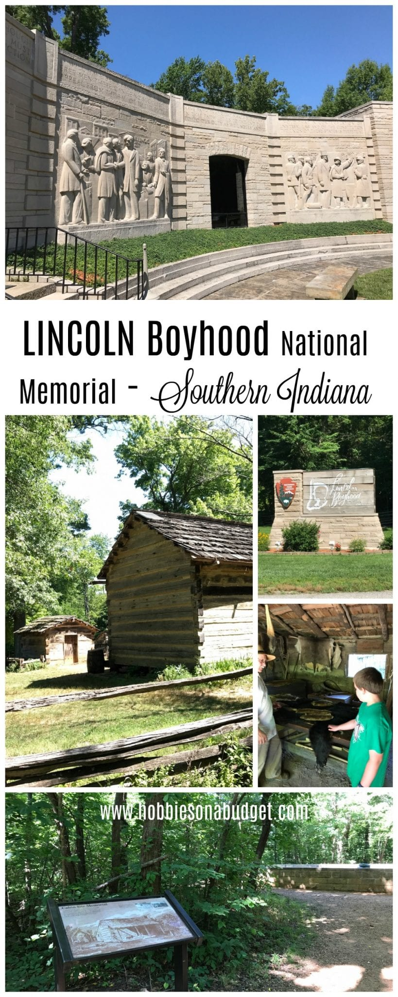 Lincoln Boyhood National Memorial - Southern Indiana