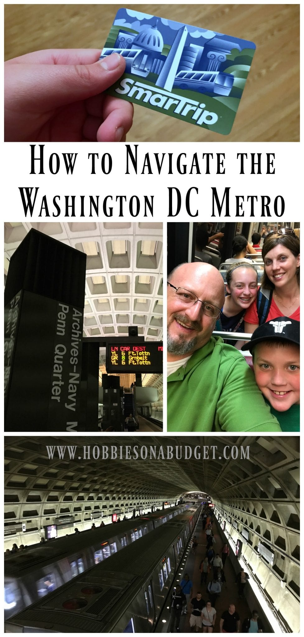 Navigating Washington DC is best done by public transportation. Some people are a little intimidated by the city subway system, but as long as you know a few simple things, you can navigate the Washington DC Metro system like an expert.