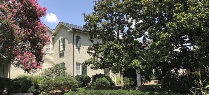 President James K. Polk Home & Museum