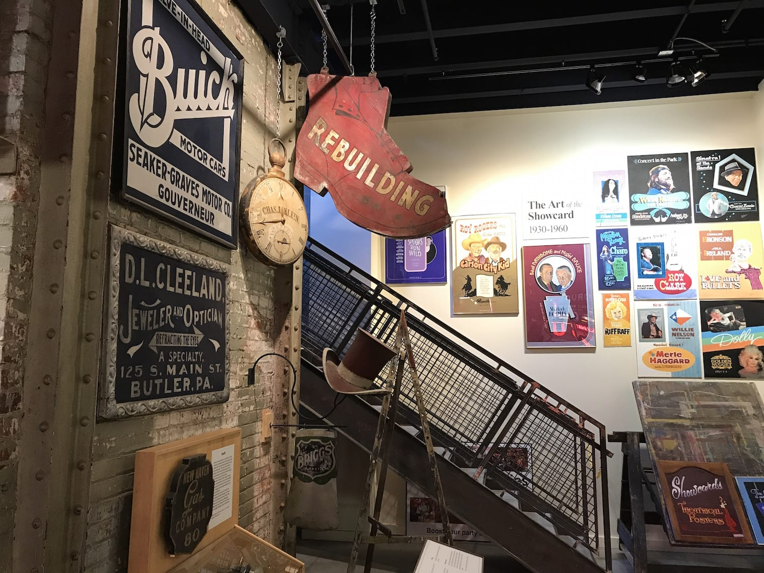American Sign Museum, Cincinnati Ohio