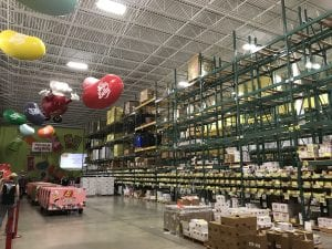 Jelly Belly Warehouse Tour – Wisconsin