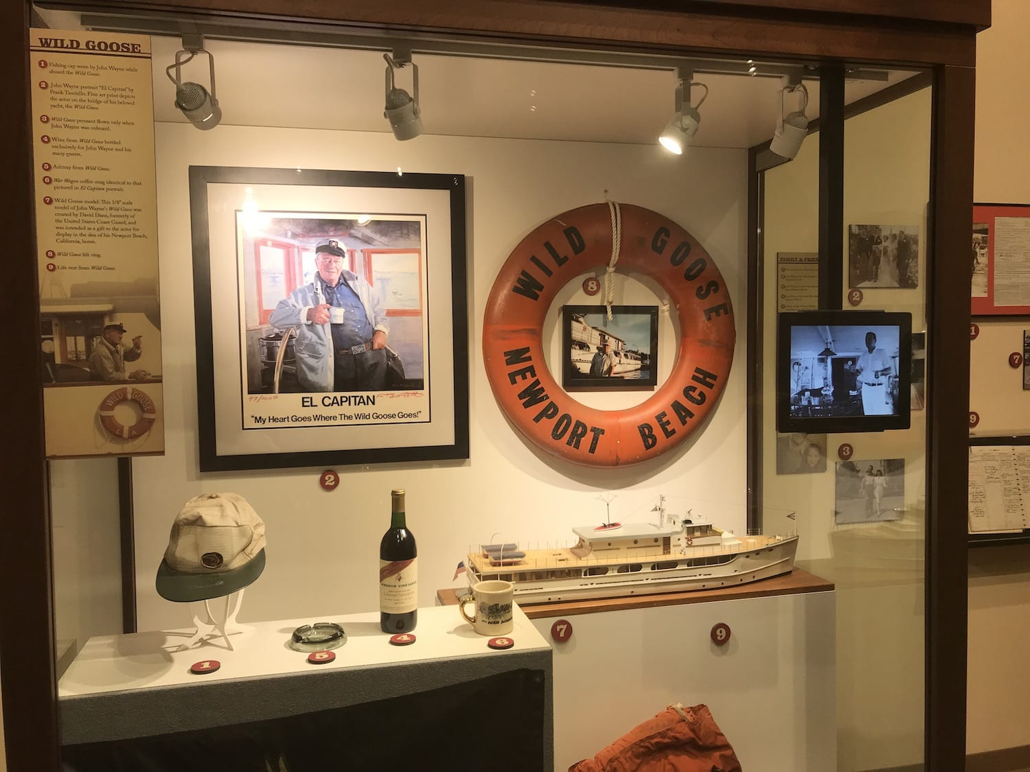 John Wayne Birthplace Museum Winterset Iowa