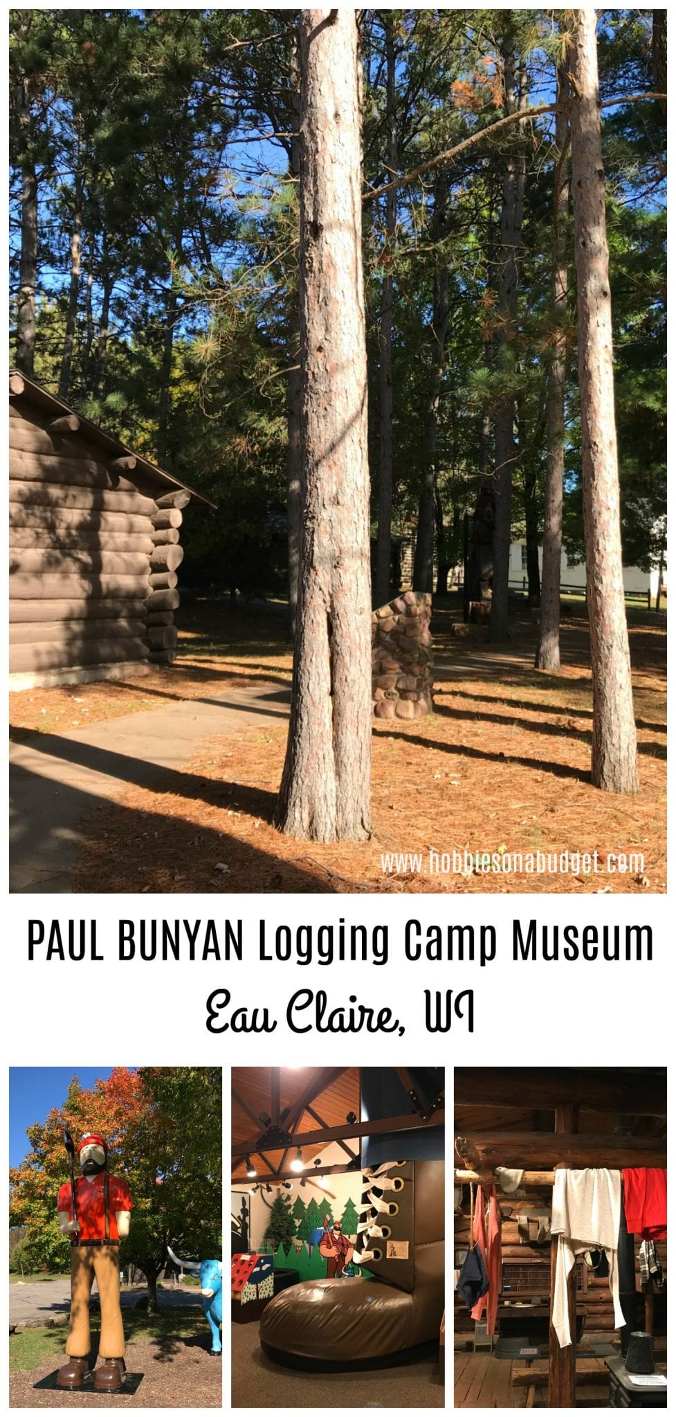 Paul Bunyan Logging Camp Museum