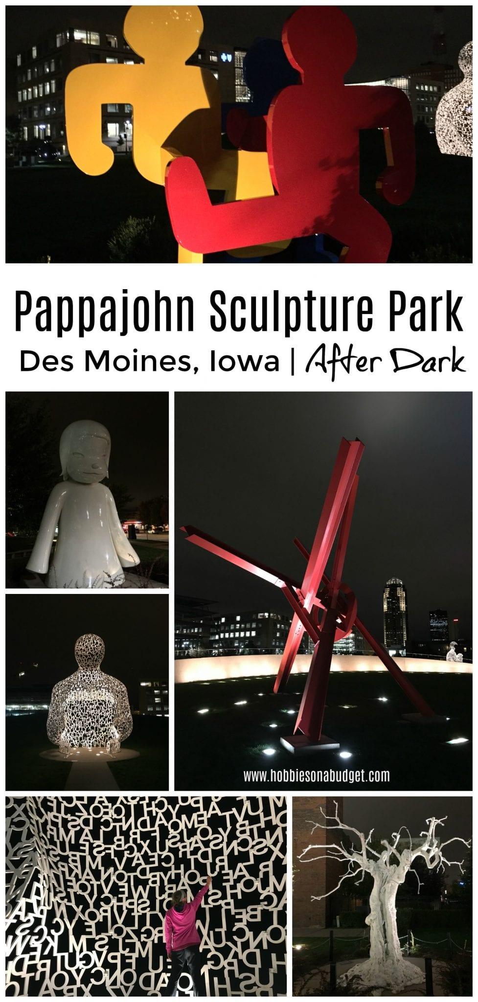 Pappajohn Sculpture Park: Des Moines, Iowa