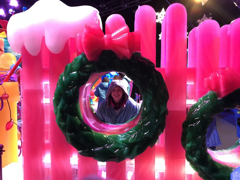 Charlie Brown Christmas ICE! at Gaylord Opyrland