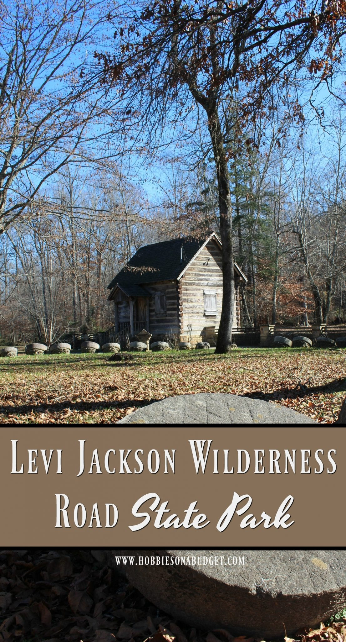 Levi Jackson Wilderness Road State Park