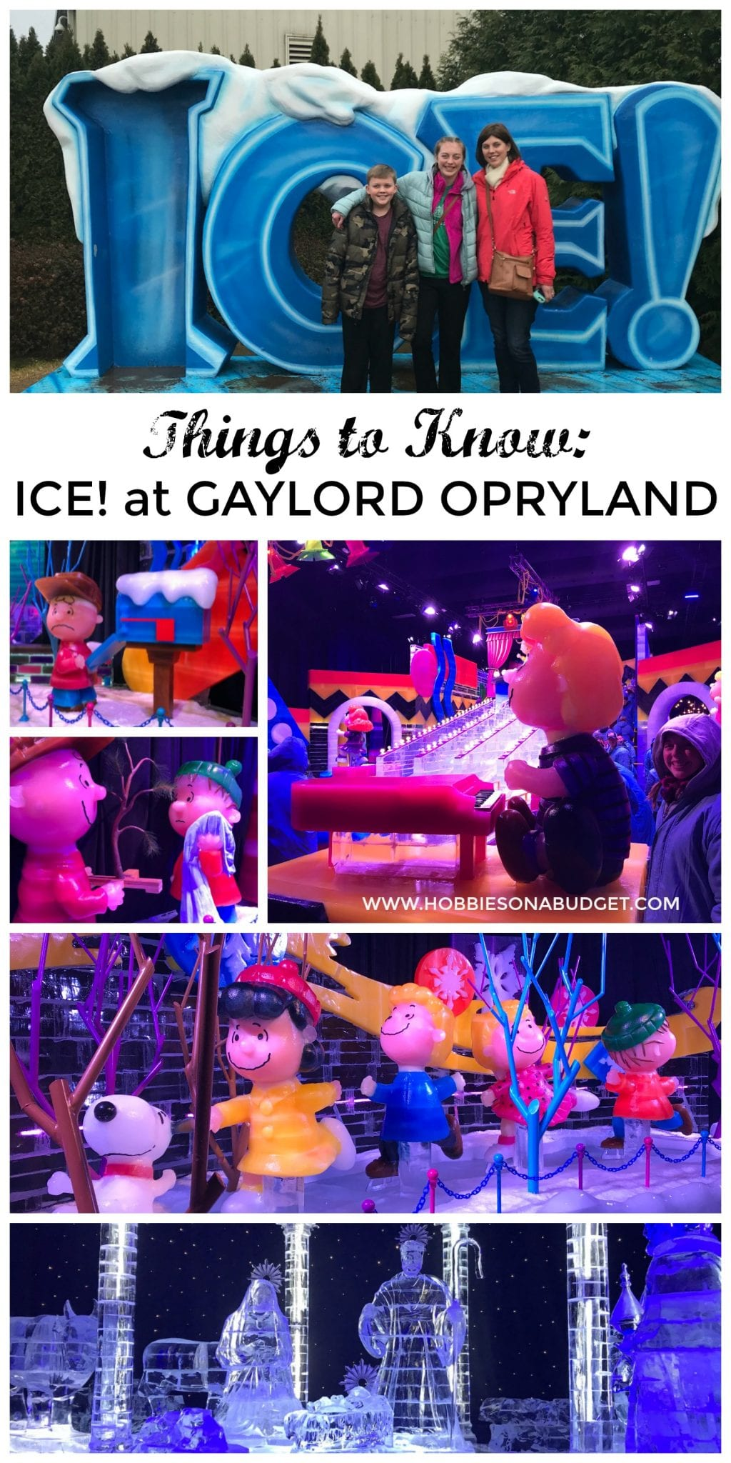 What to Know ICE! at Gaylord Opryland 1