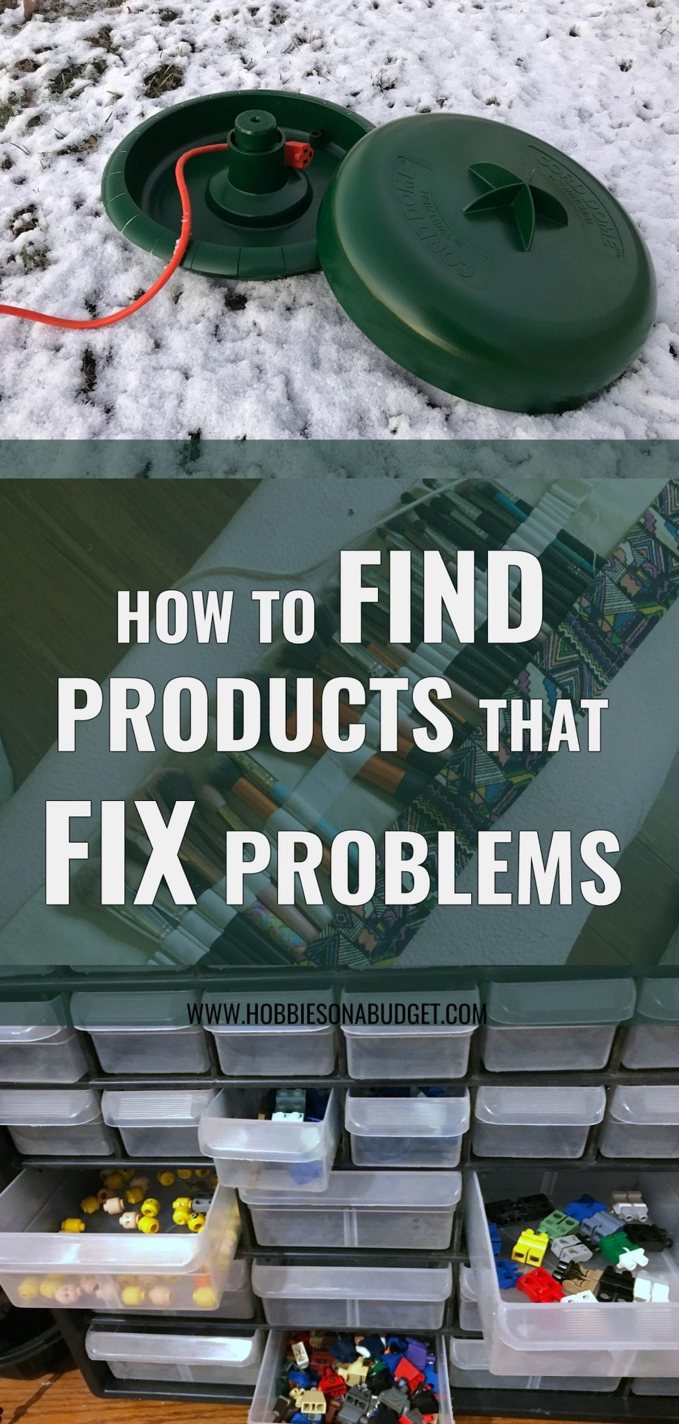 How to Find Products to Fix Problems