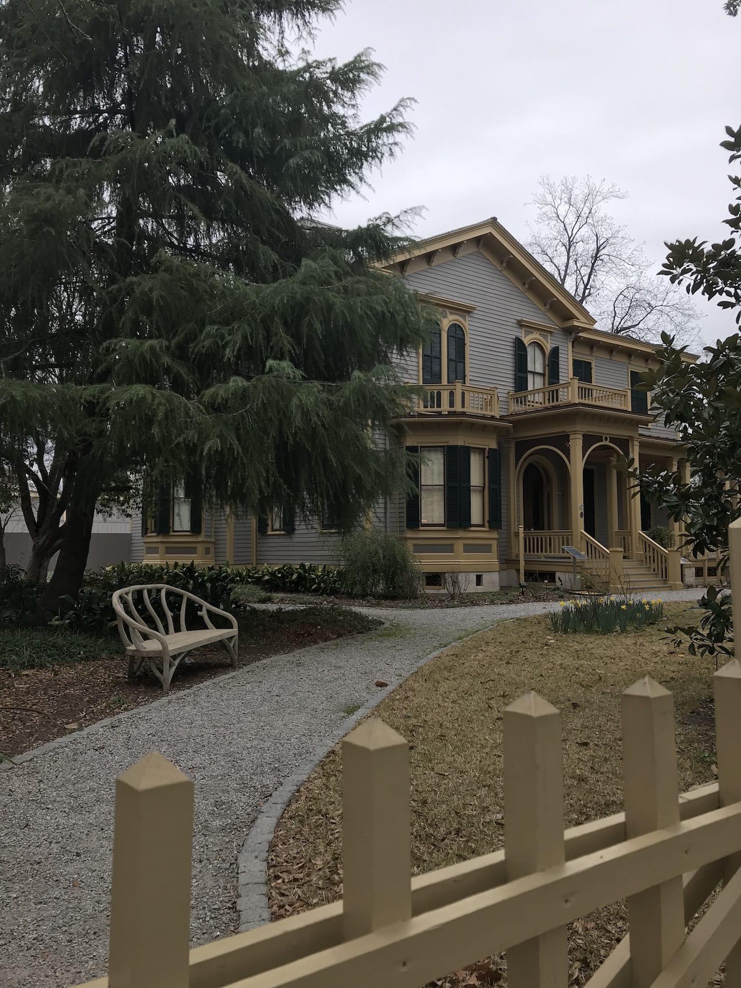 Woodrow Wilson Family Home Columbia South Carolina
