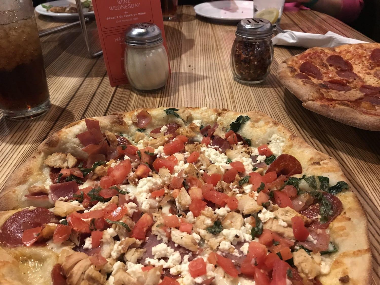 Zas Brick Oven Pizza Columbia South Carolina