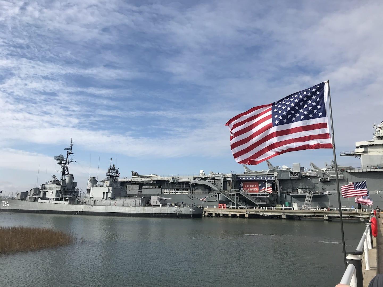USS Laffey & Yorktown Patriots Point