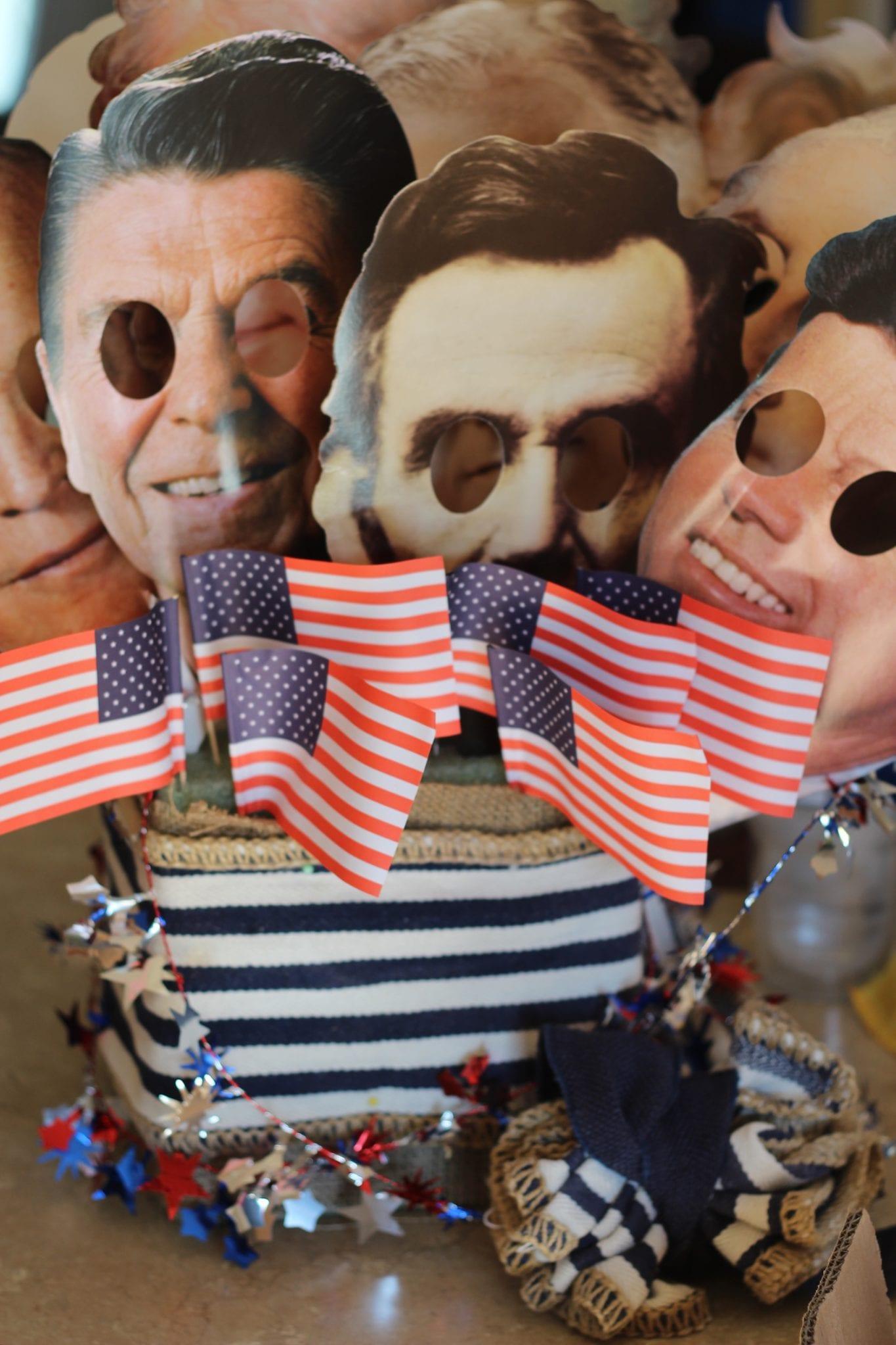 Presidential Birthday Party