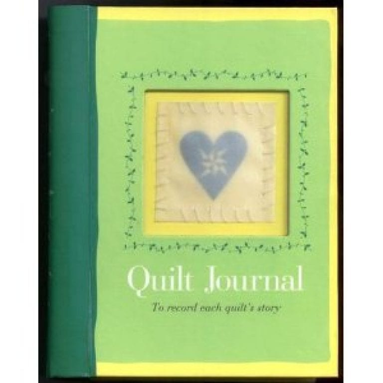 Gift Idea – Quilters Journal