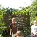 Hiking Tip – Water Bottle