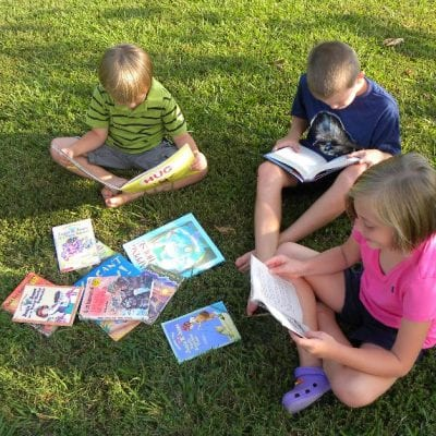 Teach Your Child to Love Reading