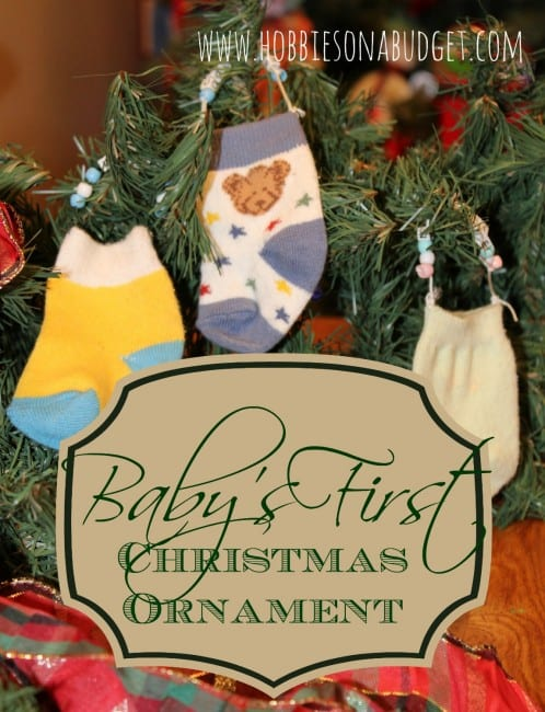 first-christmas-ornament