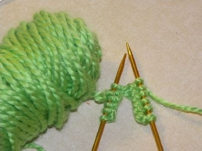 Learn to Knit from YouTube