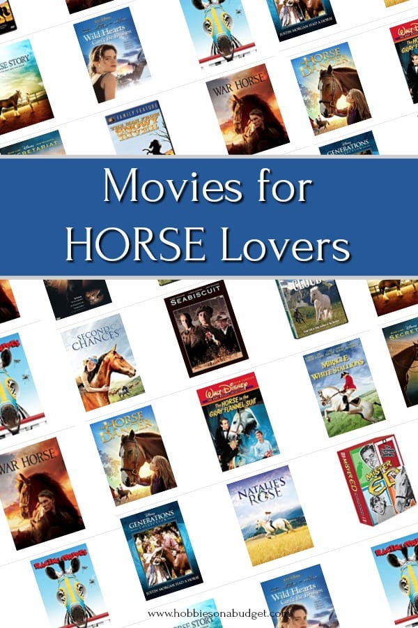 MOVIES FOR HORSE LOVERS