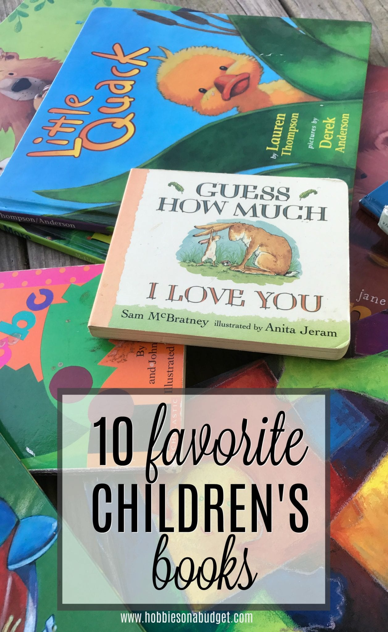 When my kids were little, we read books all the time and we've read hundred's of books together.  I've collected several of our favorite children's books to share with you.  Here's my 10 favorite children's books - Mom-approved and Children Thumbs Up!!