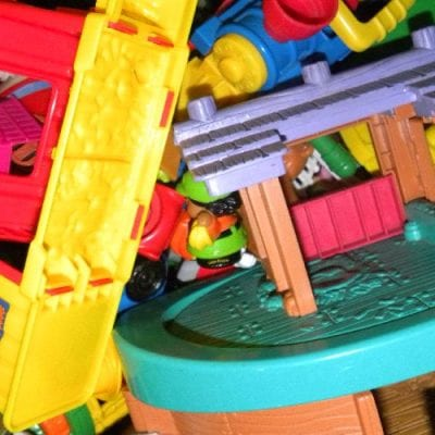 Toys Suitable for Toddlers
