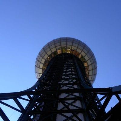 Knoxville Sunsphere & World's Fair Park