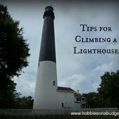 How to Climb a Lighthouse