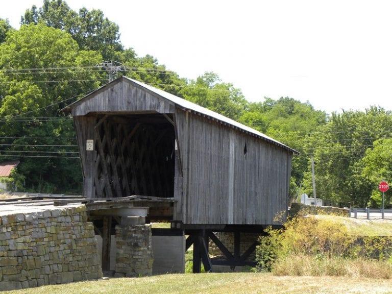 Covered Bridge Capital of Kentucky