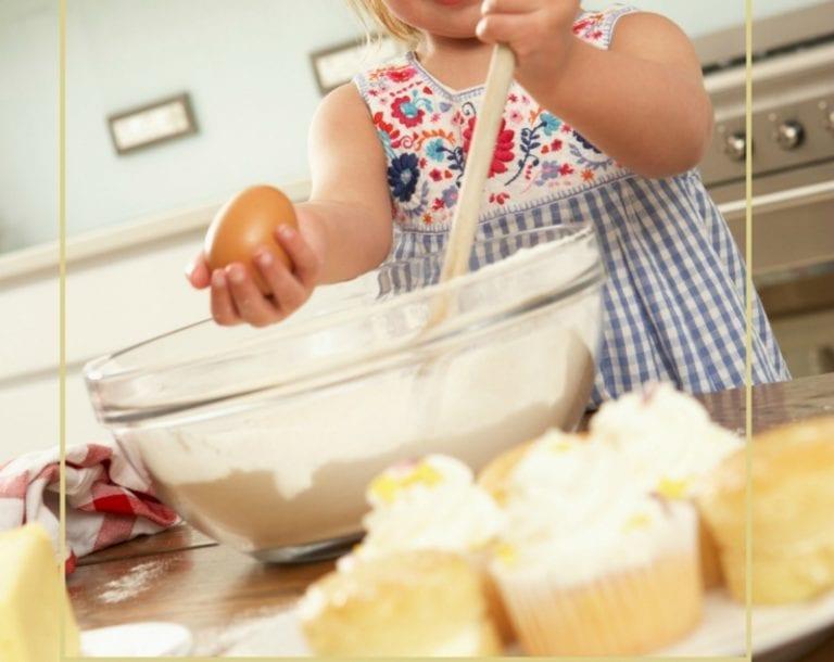 4 Benefits of Teaching Kids to Bake