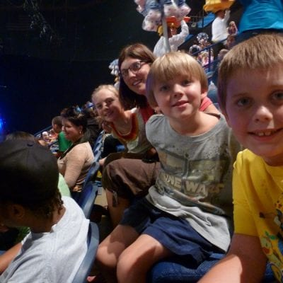 Ringling Bros Circus Experience