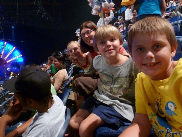 Ringling Bros Circus Experience