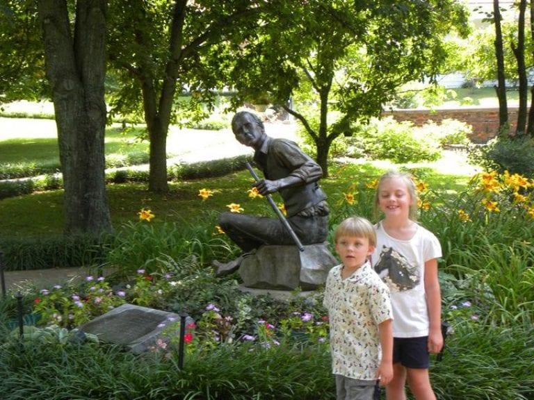 Visiting My Old Kentucky Home – Bardstown, Kentucky