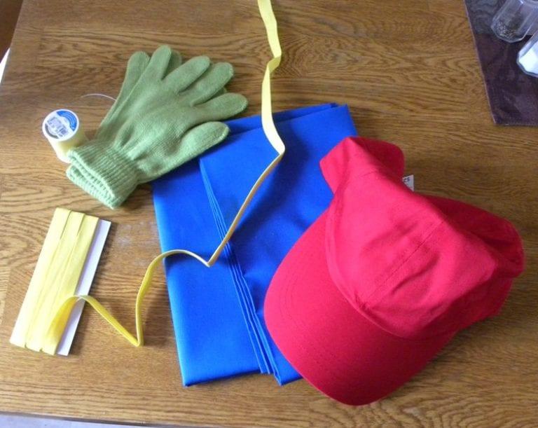 DIY Ash Ketchum Pokemon Costume