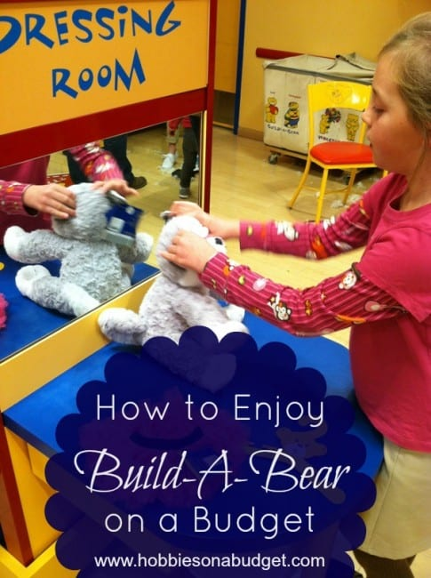 build-a-bear-budget