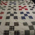 Daddy's Drawers Quilt