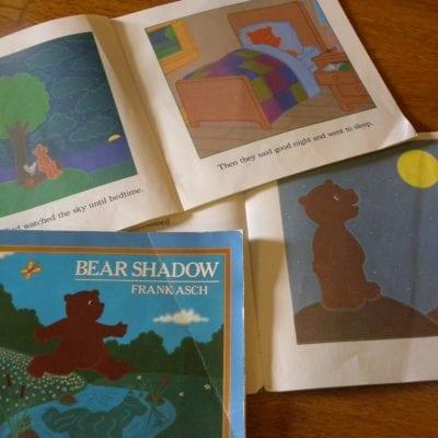 Favorite Moon Books for Children