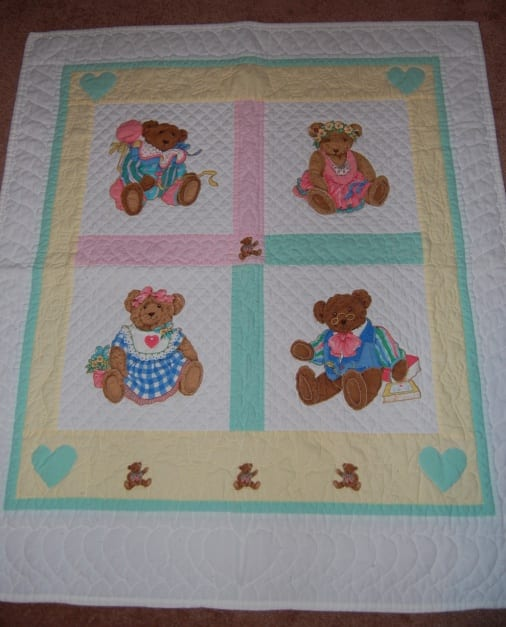 Jacey's Baby Quilt