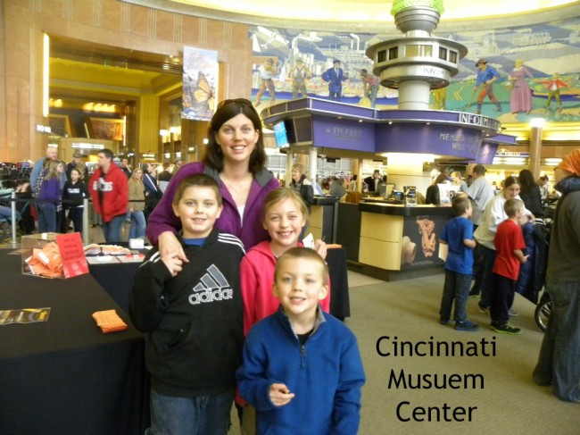 cinci musuem center