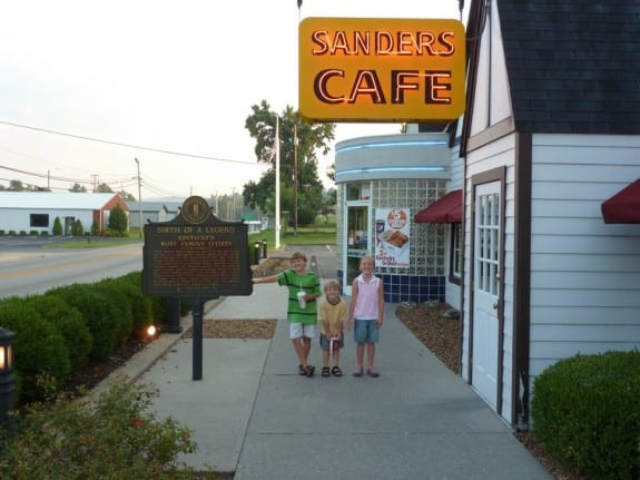 Sanders Cafe and Museum