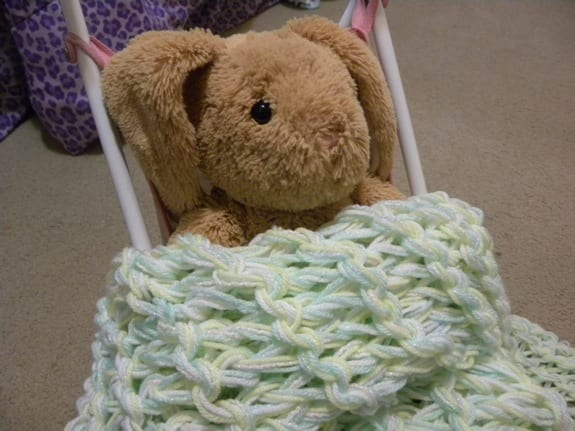 An Afghan for Fluffy