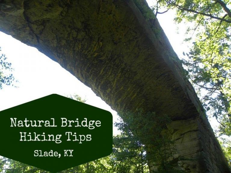 Natural Bridge Hiking Tips